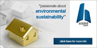 environmental sustainability hama property Developers Midlands